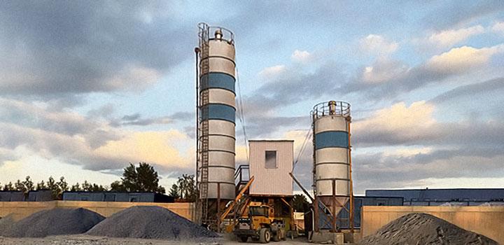 Бетон завод в краснодаре купить бетон в орехово зуево цена за куб с доставкой
